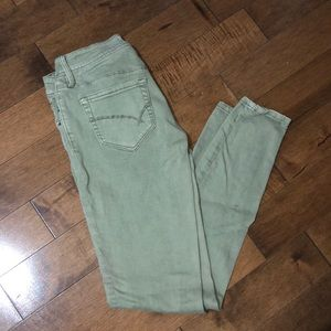 Bullhead Denim Co ankle skinniest jeans